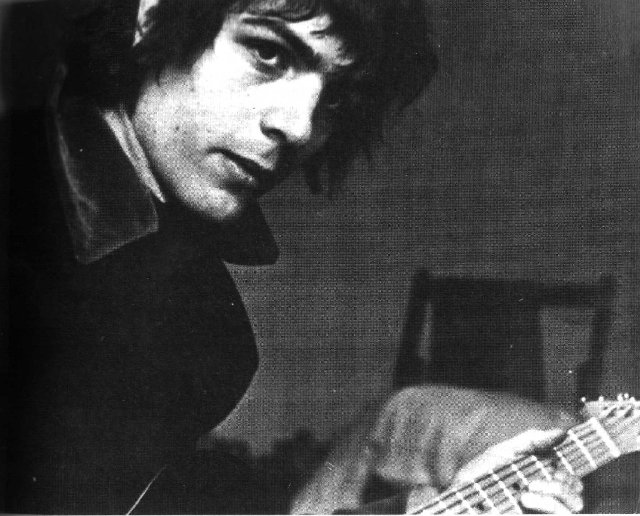 Syd Barrett - Mullet Hair Session